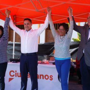 Ciudadanos asegura que la marea naranja llegará a Breña Alta y Breña Baja el próximo 26 de mayo