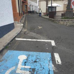 Ciudadanos exige al Ayuntamiento de San Juan de La Rambla que acondicione las vías del municipio