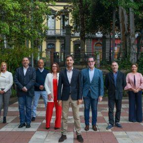 """José Eduardo Marrero (Cs): """"Ciudadanos tiene un gran proyecto y un equipo preparado para liderar el cambio político en Arucas"""""""