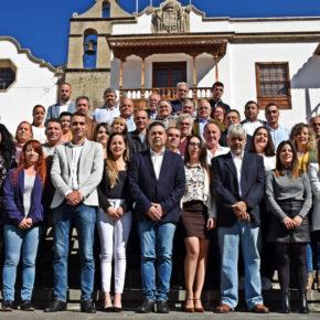 """José Domingo Alonso (Cs): """"Ciudadanos va a salir a ganar en Icod de Los Vinos"""""""