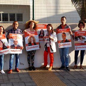 """Carmen Pellón: """"El proyecto centrista, liberal y moderno que representa Cs es el único que puede traer el verdadero cambio a Lanzarote"""""""