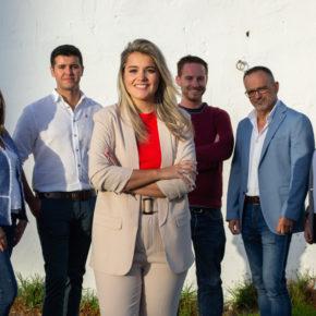 """Valeria Peñas: """"Ciudadanos cuenta con un gran proyecto para liderar el cambio que La Oliva necesita"""""""