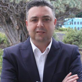 """José Domingo Alonso (Cs): """"Cs ha demostrado con su gestión que con voluntad se pueden resolver los problemas de los icodenses"""""""