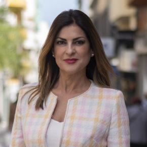 """Matilde Zambudio (Cs): """"Ciudadanos es el único partido que ha llevado la limpieza por bandera en Santa Cruz de Tenerife"""""""