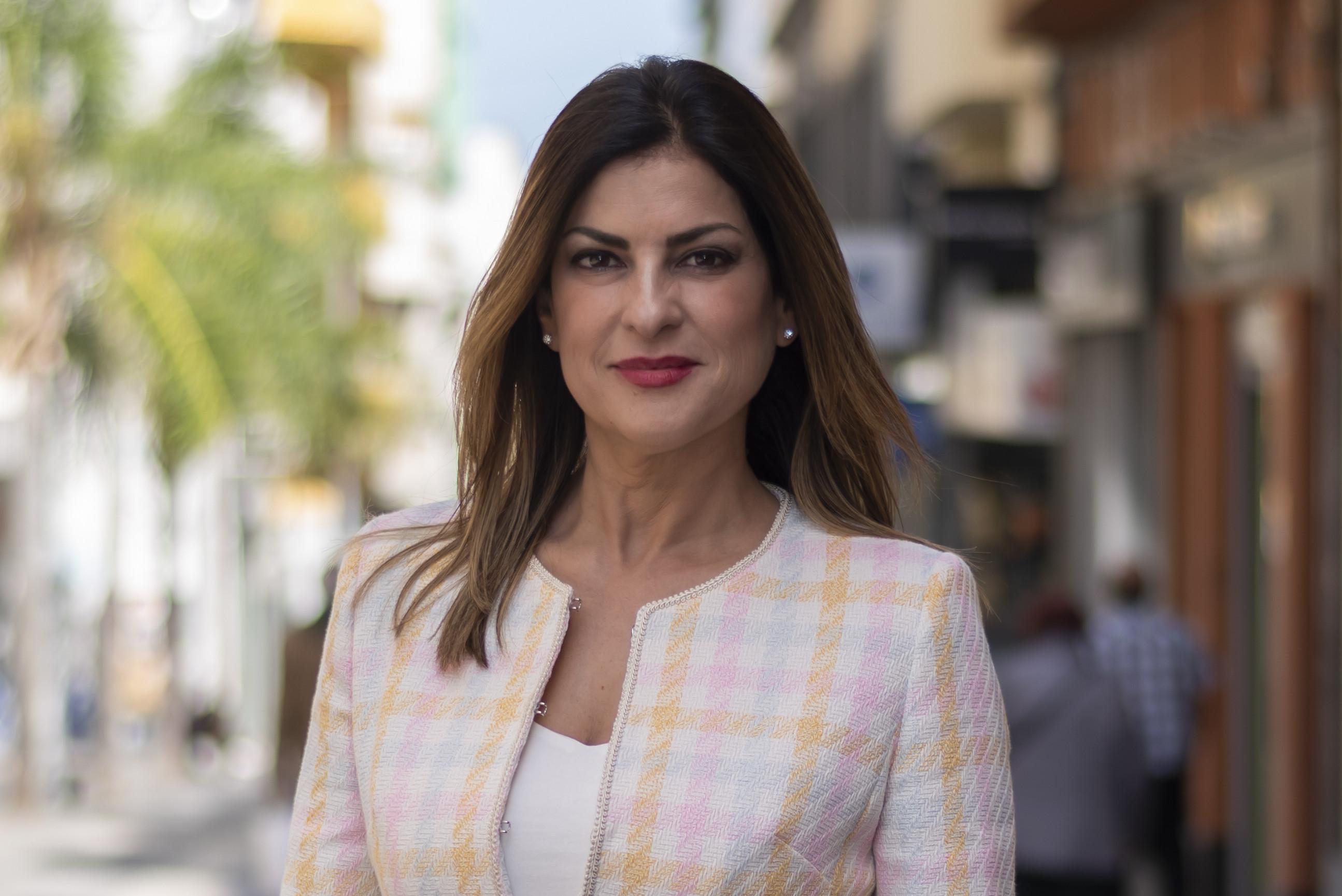 """Matilde Zambudio (Cs): """"Ciudadanos se compromete a hacer frente a los problemas de movilidad en Santa Cruz de Tenerife"""""""