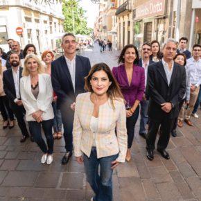 """Matilde Zambudio (Cs): """"Ciudadanos defenderá un proyecto de ciudad accesible e inclusiva que integre a todos los santacruceros"""""""