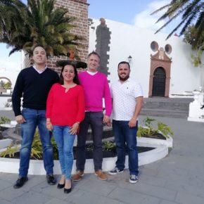 """Raquel Hernández (Cs): """"Ciudadanos promoverá el desarrollo integral del Complejo Agroindustrial de Teguise"""""""
