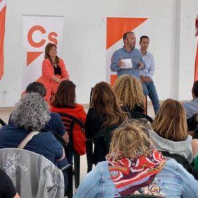 """Suso López (Cs): """"Haría tiene que ser la lanza para el turismo diferencial de la isla"""""""