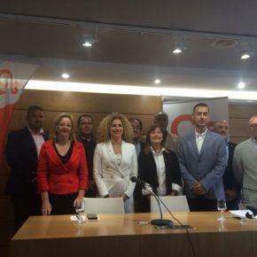 """David Rodríguez: """"Ciudadanos es el único partido capaz de ofrecer soluciones a los problemas de los lanzaroteños"""""""