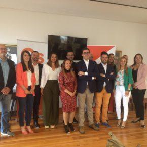 """Javier Tendero (Cs): """"El proyecto de Cs en Fuerteventura es ilusión, renovación y una lucha clara en la defensa de la igualdad"""""""