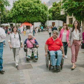 """Espino (Cs): """"Ciudadanos va a mejorar la Ley de Discapacidad de Canarias y a velar por su cumplimiento"""""""