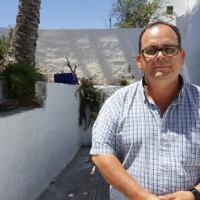 """Manuel Marrero (Cs): """"Ciudadanos es el único partido capaz de asegurar el cambio que Arico necesita"""""""