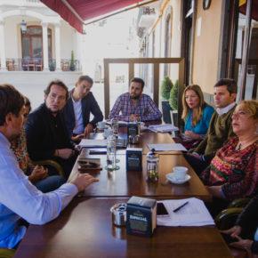 Cs muestra su total apoyo al sector audiovisual por su capacidad para diversificar la economía y crear empleo en Gran Canaria