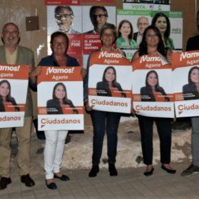 """Guayarmina Méndez: """"Ciudadanos creará una bolsa de empleo real y transparente para todos los vecinos de Agaete"""""""