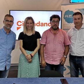 """Mariano Cejas (Cs): """"Ciudadanos potenciará el consumo de proximidad y simplificará la burocracia para mejorar la productividad"""""""