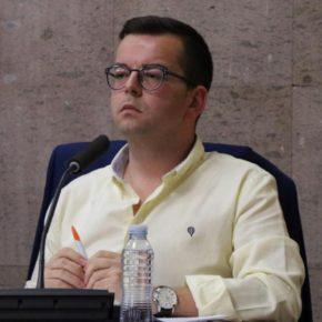 """Adán García: """"Es incomprensible que CC y PP rechacen la puesta en marcha de un plan de choque para mejorar la limpieza municipal"""""""