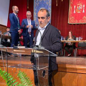 """Ramón: """"Ciudadanos está abierto a alcanzar acuerdos que supongan avances y una mejora del bienestar de los vecinos de Yaiza"""""""
