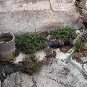 Ciudadanos denuncia las deficiencias en la canalización de aguas residuales en el barranco de Guiniguada