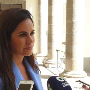 """Espino: """"Es una pena que el Gobierno de Canarias no haya rectificado y haya aprobado unos presupuestos que suben impuestos a los canarios"""""""