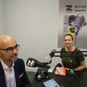 """Rodríguez: """"Con Ciudadanos en el Congreso se han desbloqueado más iniciativas para Canarias que nunca"""""""