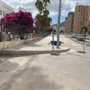 Ciudadanos denuncia que las obras de la Metroguagua incumplen con la normativa de accesibilidad