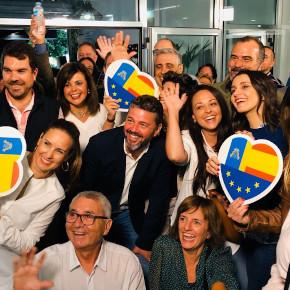 """Arrimadas: """"Solo Ciudadanos puede ofrecer un Gobierno que defienda la igualdad"""""""
