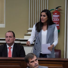 Cs exige al Gobierno de Canarias que exija al Ejecutivo de Sánchez los 48 millones de euros destinados a luchar contra la pobreza