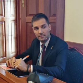 """José Eduardo Marrero: """"Ciudadanos ha demostrado que desde la oposición se pueden conseguir mejoras importantes para Arucas"""""""