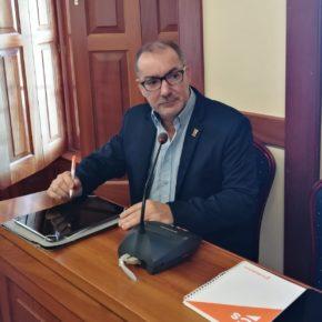 Cs pide al gobierno municipal de Arucas que el Servicio de Ayuda a Domicilio sea gratuito cuando el beneficiario se encuentre hospitalizado