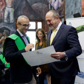 Arriaga clausura los programas ejecutivos y masters de la Escuela de Organización Industrial, EOI