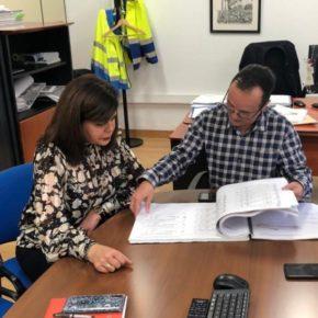 Ciudadanos apoya el proyecto de mejora viaria desarrollado por el Cabildo en varios puntos del municipio