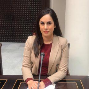"""Vidina Espino: """"Canarias no puede admitir que los presupuestos generales del Estado incumplan su Estatuto de Autonomía y el REF"""""""