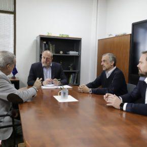 Enrique Arriaga aborda con Apeca propuestas para la modificación de la Ley de Transportes