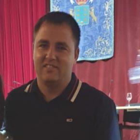 Bruno Medina toma posesión del acta como nuevo concejal de Ciudadanos en Yaiza
