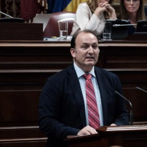 Cs lamenta que el Parlamento de Canarias no apoye la devolución de libertades y democracia al pueblo de Venezuela