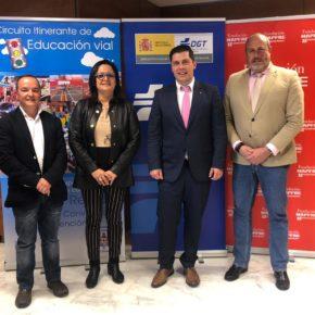 """Arriaga: """"Cabildo, DGT y la Fundación Mapfre colaboramos en el proyecto STARS de movilidad sostenible"""""""