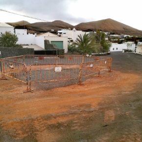 Ciudadanos pregunta al gobierno municipal de Yaiza por qué han quitado una palmera emblemática del pueblo de Uga