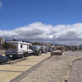 Ciudadanos pide que se regule la presencia de caravanas en Granadilla de Abona