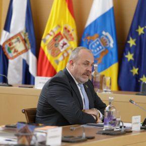Cs logra que se aprueben sus 8 propuestas planteadas en el debate sobre la orientación de la política insular de Tenerife