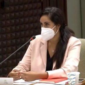"""Vidina Espino: """"El tiempo ha dado la razón a Cs, el plan de reactivación de Canarias se quedó en la foto del 30 de mayo"""""""