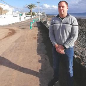 Ciudadanos solicita al Ayuntamiento de Yaiza que intervenga urgentemente para acondicionar el pueblo de Playa Quemada