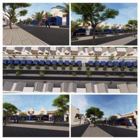 Cs logra que el Ayuntamiento de San Bartolomé se comprometa a crear un mercado agrícola en Playa Honda