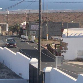 Cs solicita al gobierno municipal de San Bartolomé que acabe con la instalación de cableado aéreo en Güime