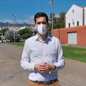 Juan Antonio Molina (Cs) rechaza que intenten adoctrinar en los centros educativos de La Laguna