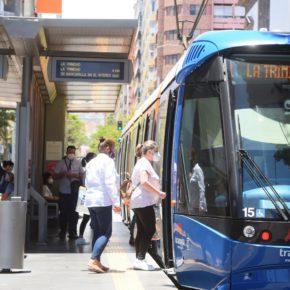 El Cabildo pide colaboración a la ciudadanía para cumplir el límite de aforo del transporte público